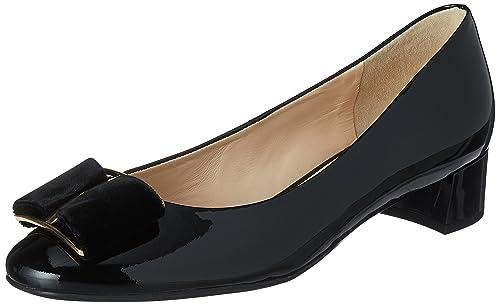 Womens 4-10 5084 0100 Closed Toe Heels, Black, 5 UK Högl