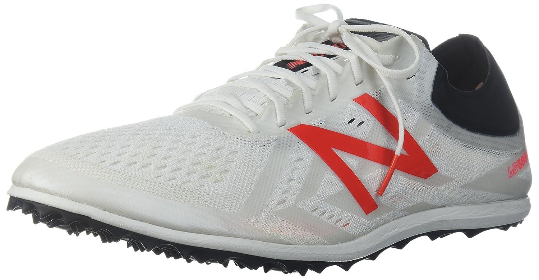 New Balance Men's Ld5kv5 Track Shoe B01MT2S994 9 D(M) US|White Munsell/Flame