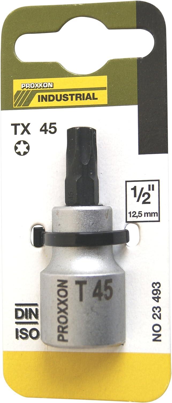 """Proxxon 1//2/"""" TX-Einsatz T 45 55 mm lang 23493"""