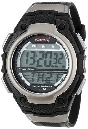 Amazon.com: Coleman de los hombres 40607 Digital Reloj ...