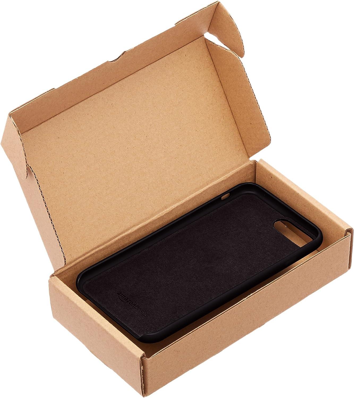 AmazonBasics Slim Case for iPhone 8 Plus / iPhone 7 Plus - Black ...