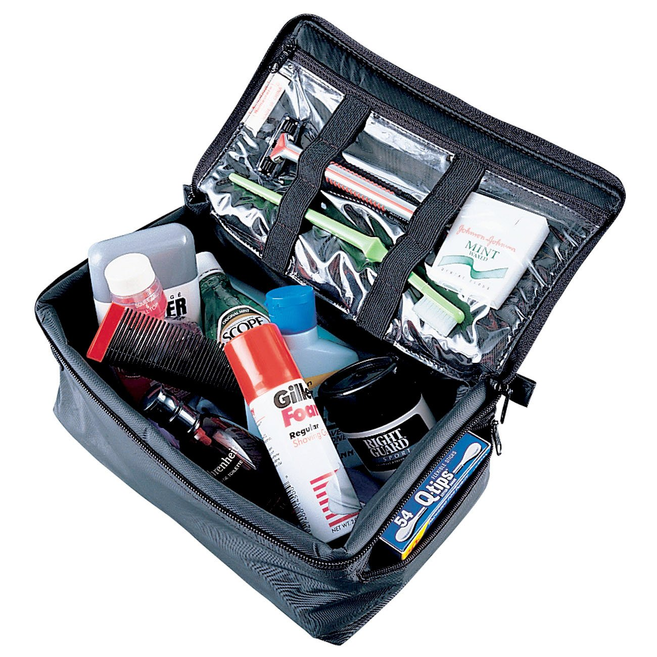 Household Essentials Grooming Toiletry Organizer Image 2