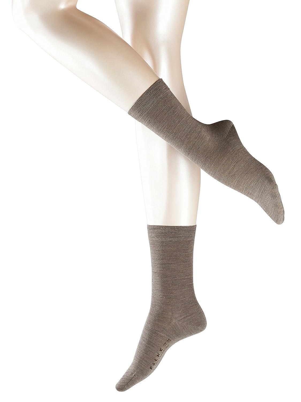 FALKE Damen Socken Softmerino, Blickdicht FALKE KGaA 47488