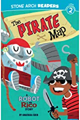 The Pirate Map (Robot and Rico) Kindle Edition