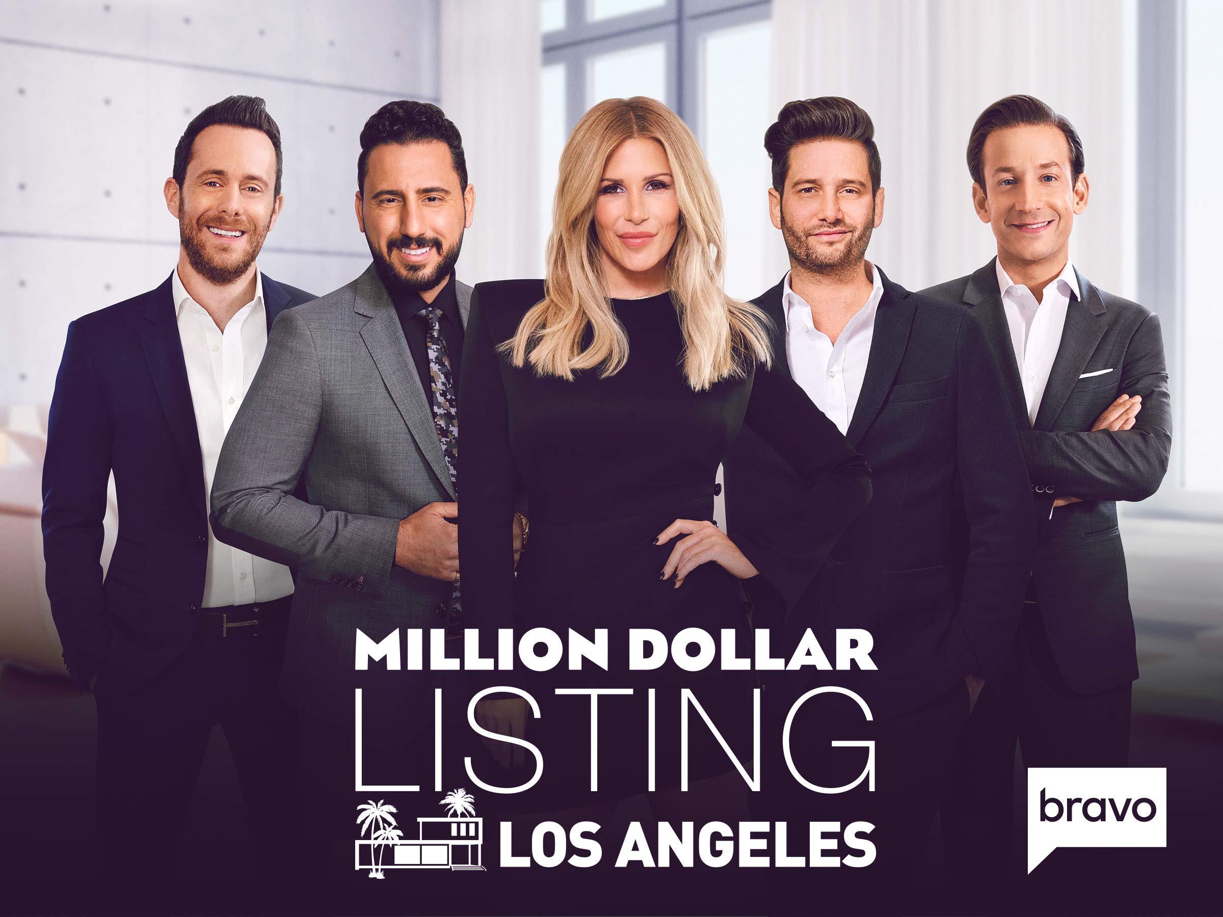 Engagement ring dollar listing million Ryan Serhant's
