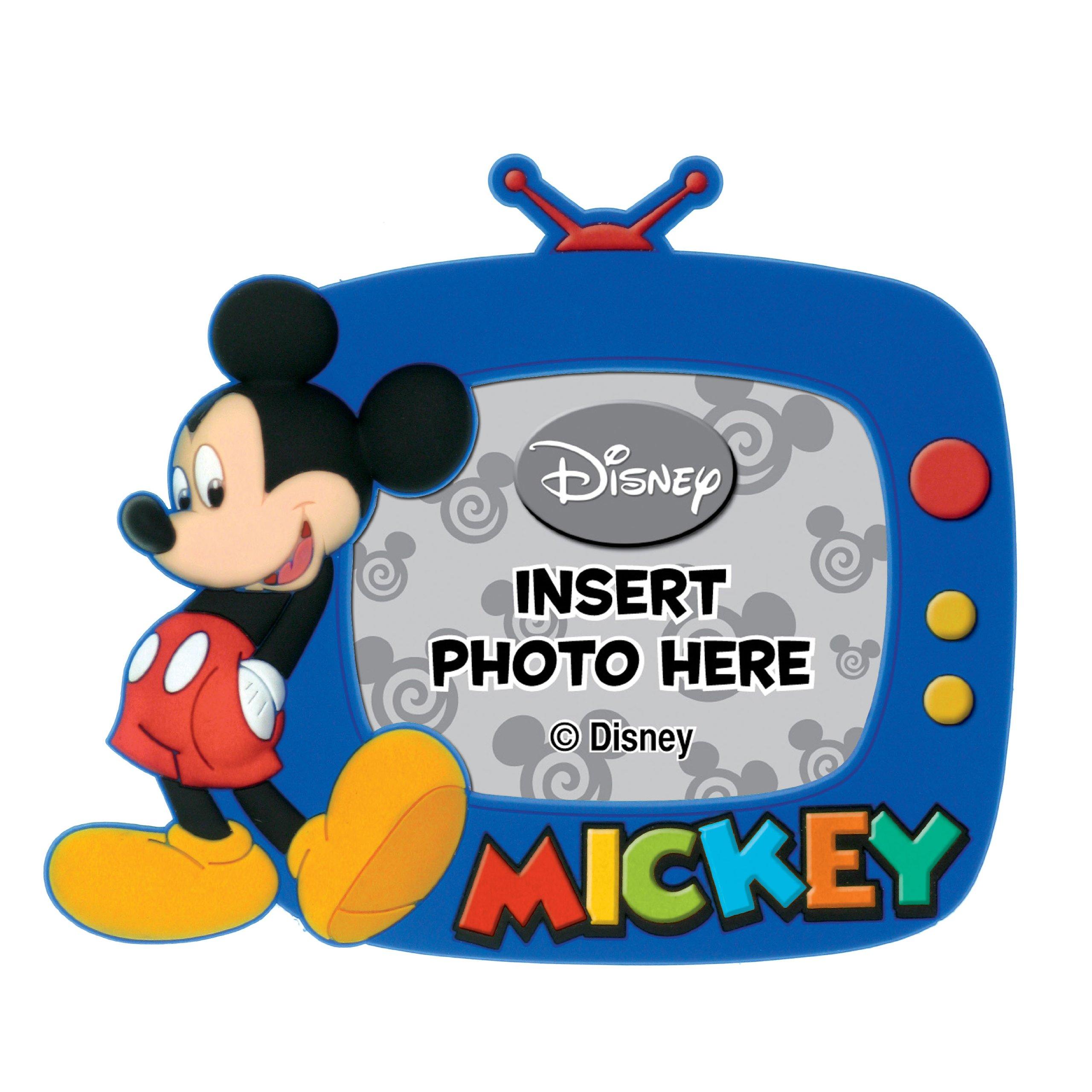 Amazoncom Disney Mickey Magnetic Photo Frame Toys Games