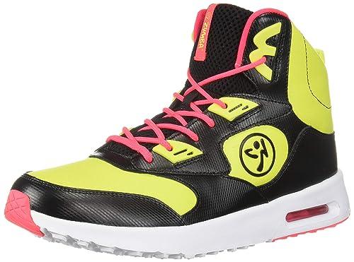 Zumba Zapatillas de Entrenamiento de Danza Deportiva con protección de Impacto máxima para Mujer 9,5 M de EE.UU. Zumba Verde: Amazon.es: Zapatos y ...