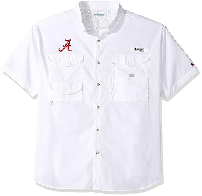 c5a989b5338 Amazon.com : NCAA Mens Big & Tall Collegiate Bonehead Short Sleeve Shirt :  Sports & Outdoors