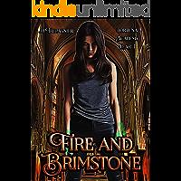 Fire and Brimstone: A Reverse Harem Paranormal Academy Romance (Fortuna Academy Book 1) (English Edition)