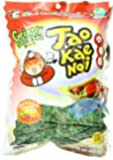 Crispy Seaweed Snack, Hot and Spicy, 1.27 Oz (Pack of 6)