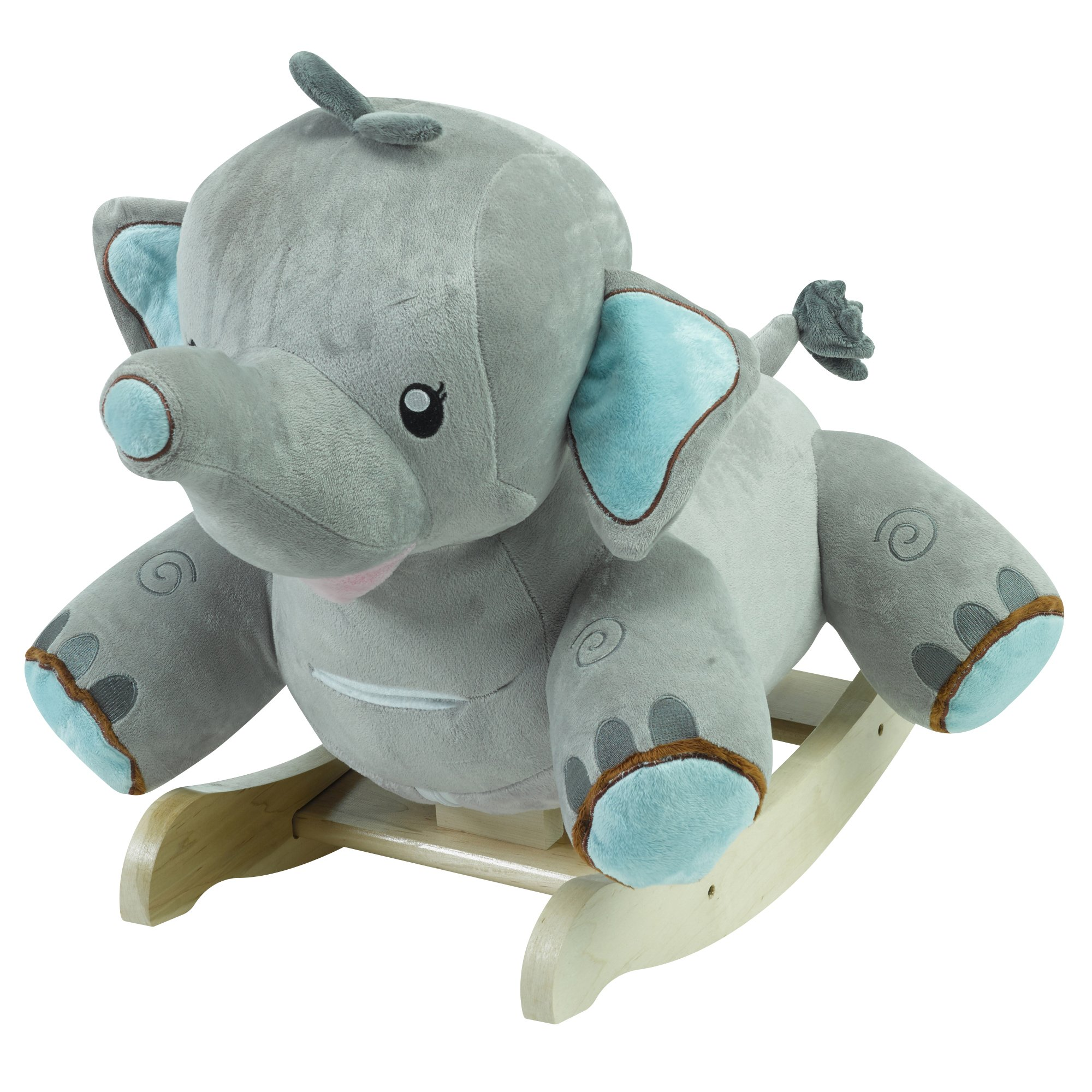 Rockabye Stomp The Elephant Ride On