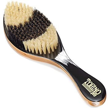 Amazon com : Torino Pro Medium Curve Brush By Brush King