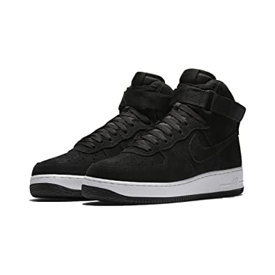 nike air force 1 high 07 all black