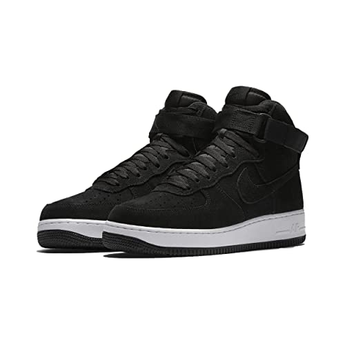 ... ireland nike uomo air force 1 high 07 suede sneakers alte nero 75795  dfbeb f7ca28c6fe4