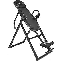 """SportPlus - Table d'Inversion / Gravity Trainer avec le Système """"Perfect-Balance"""" - Poids de l'Utilisateur jusqu'à 135 kg - Taille jusqu'à 199 cm - Normé EN ISO 20957-1"""