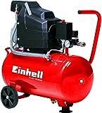 Einhell 4007315 Compressore TC-AC 190/24/8 Set, 1500 W, 240 V