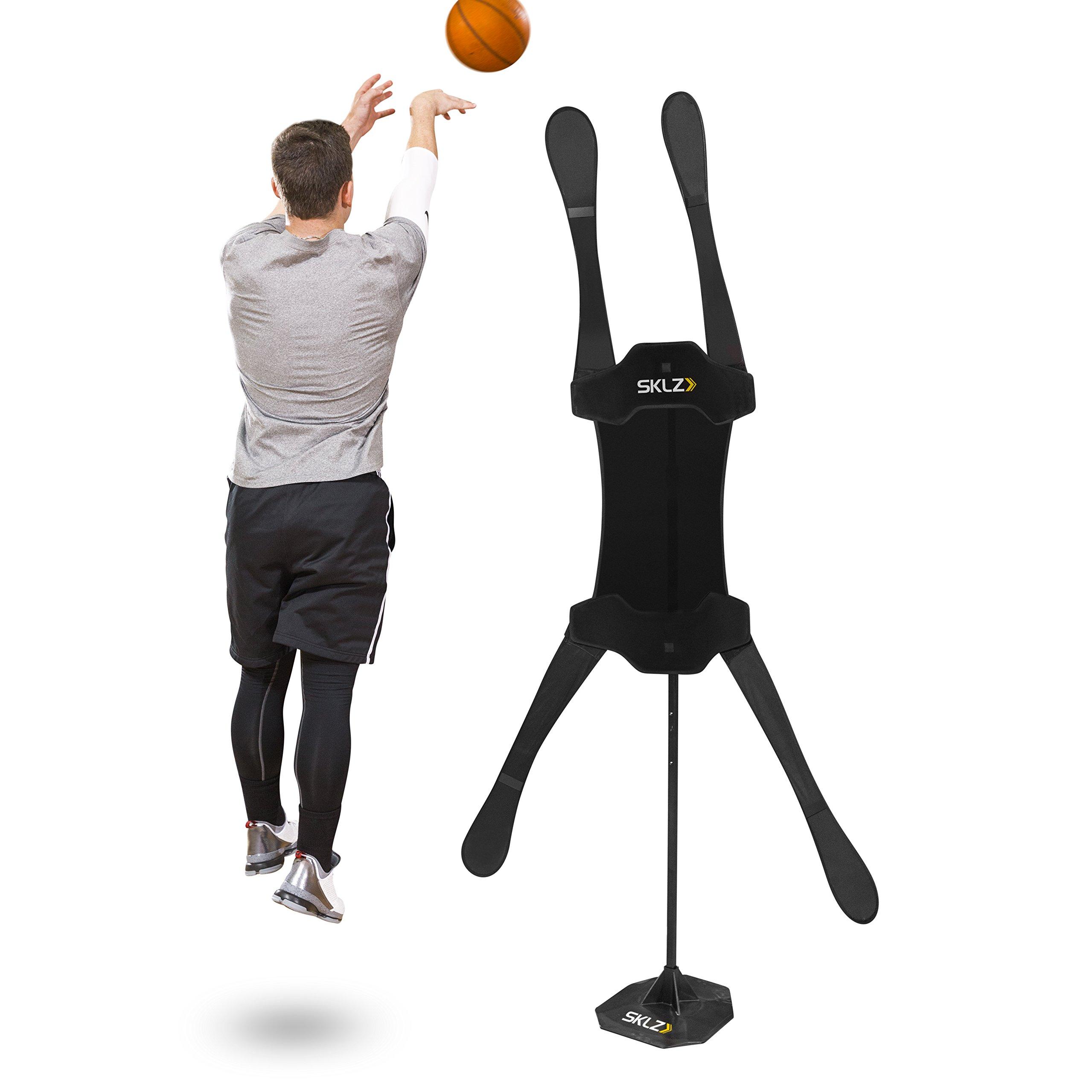 SKLZ D-Man Pro - Elite Basketball Defensive Mannequin for Offense and Defense Drills