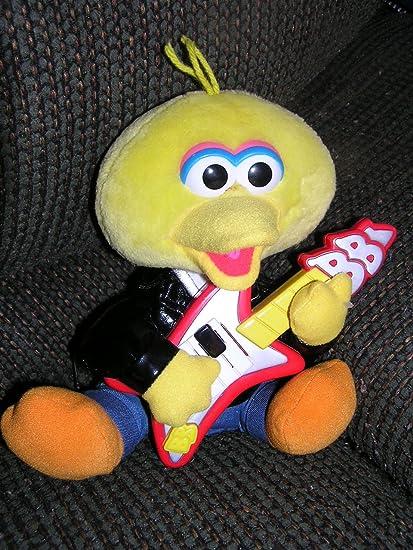 Amazon.com: Sesame Street Rock and Roll Big Bird Doll ...