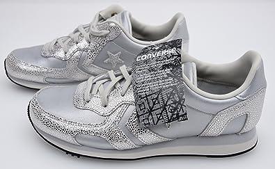 Course Argent 556819c Granit De Chaussures Baskets Lacets Converse dYqTxFqH