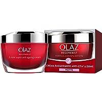 Olaz, Meerkleurig, één maat, 50 Regenerist 3-zone anti-aging nachtcrème, 50 ml (1 stuks)
