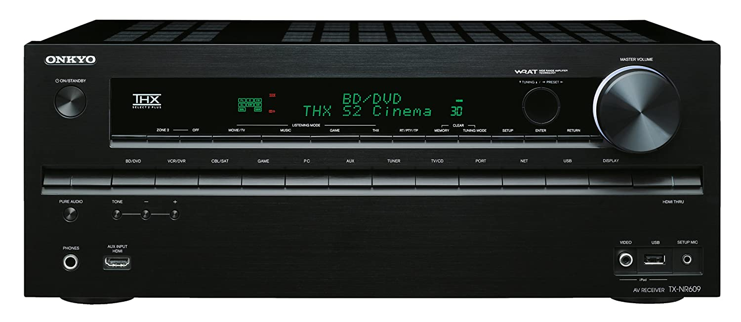 Onkyo TX-NR609 Network A/V Receiver Drivers for Windows XP