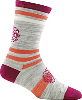 product image for Darn Tough Dahlia Crew Light Socks - Women's
