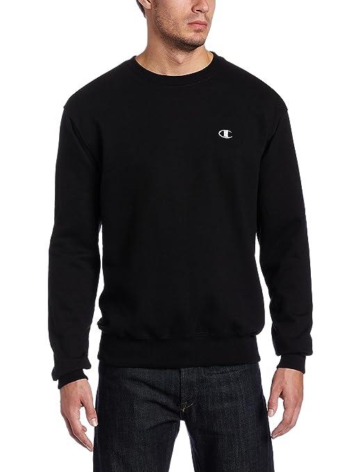 1da77e5ec6e3 Amazon.com: Champion Men's Pullover Eco Fleece Sweatshirt: Clothing
