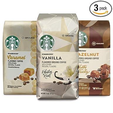 Starbucks Flavored Coffee