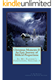 Christmas Moments II: An Epic Journey of Biblical Proportions (In My Father's Footsteps Book 5)