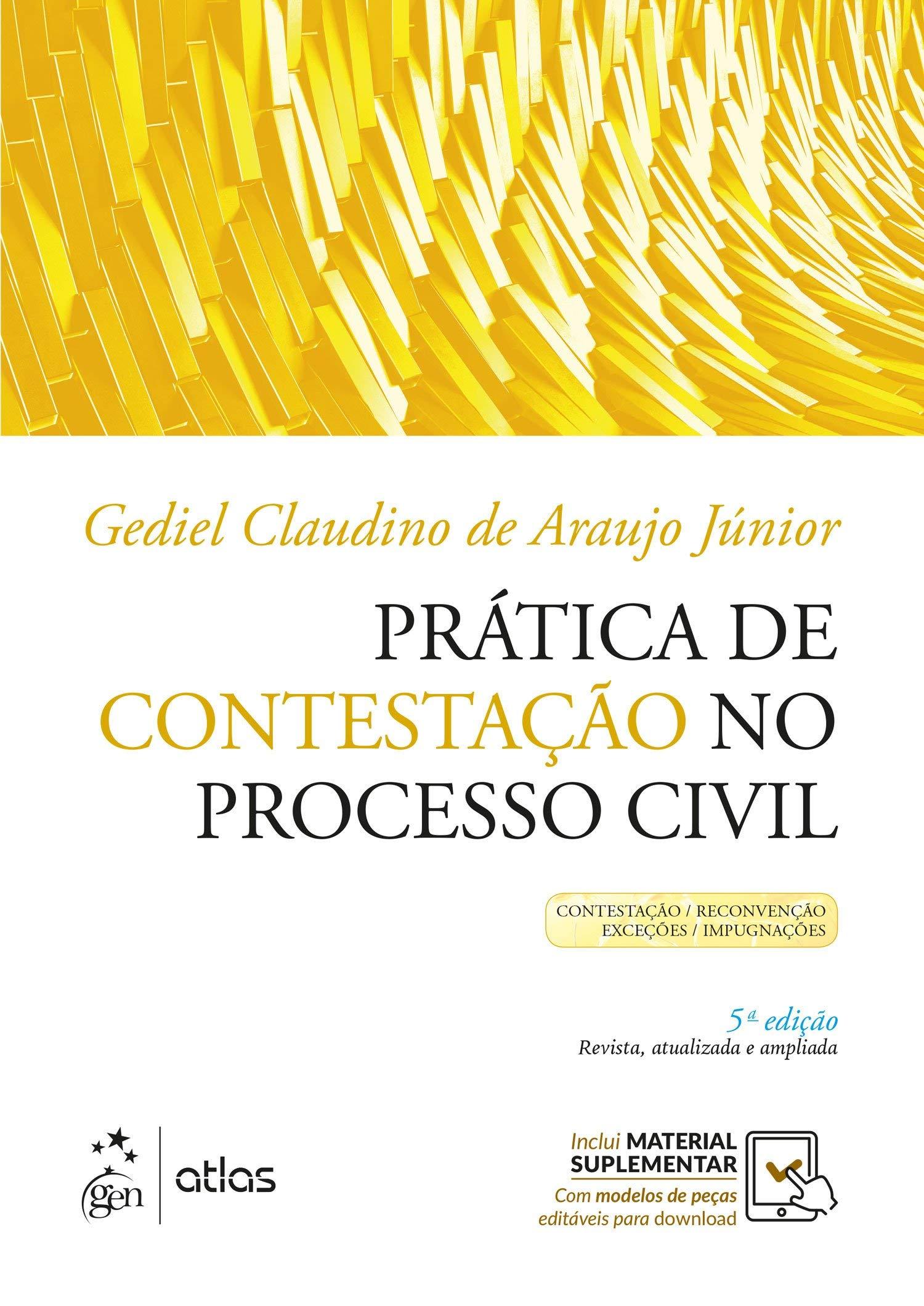 Prática De Contestação No Processo Civil Contestação