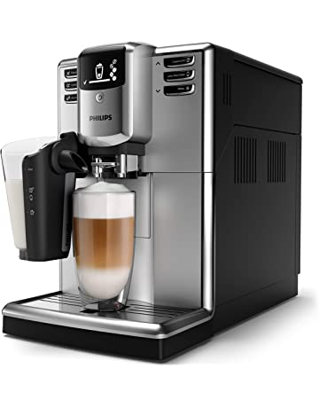 Philips Fully Automatic EP5333/10 5000 Series Coffee Maker, Freestanding, Espresso Machine, 1.8 litres, for Coffee Beans, Black