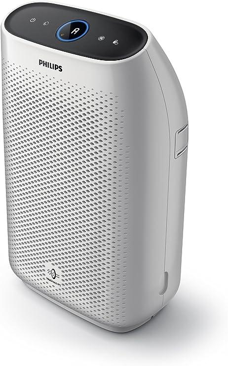 Philips AC1213/40 - Purificador de aire (18,85 m², 62 dB, 1,8 m ...