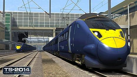 Train Simulator 2014 Español: Amazon.es: Videojuegos