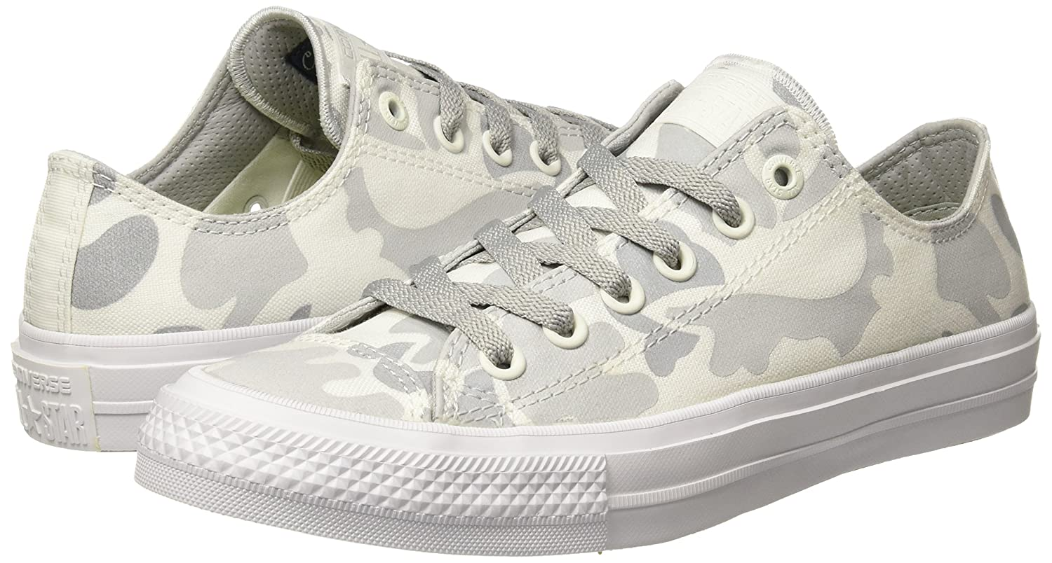 Converse Unisex Chuck Taylor All Star II Reflective Camo Low Top Sneaker