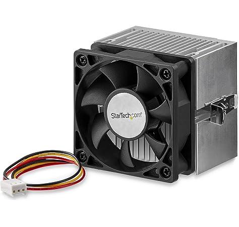 Ventilador para Microprocesador y tarjeta de PC Portatil carcasa ...