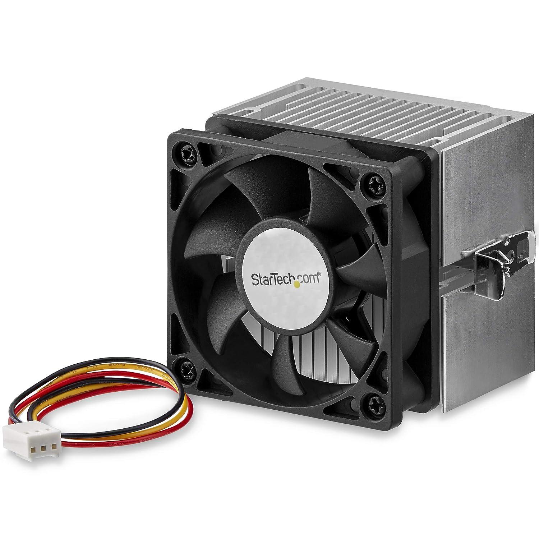 StarTech.com 60x65mm Socket A CPU Cooler Fan with Heatsink for AMD Duron or Athlon (FANDURONTB)