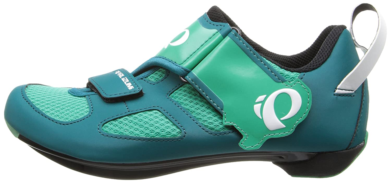 Pearl V iZUMi Women's Tri Fly V Pearl Cycling Shoe B00M03UOLA 40.5 EU/8.8 B US|Deep Lake/Gumdrop bb0b0d
