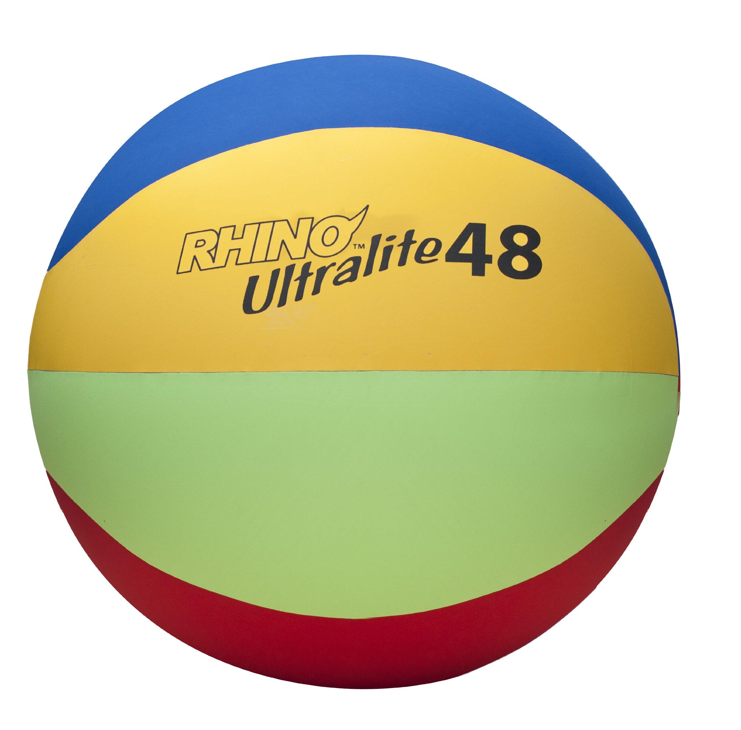 Champion Sports Rhino Lite Cage Ball Set (Multi, 24-Inch Diameter)