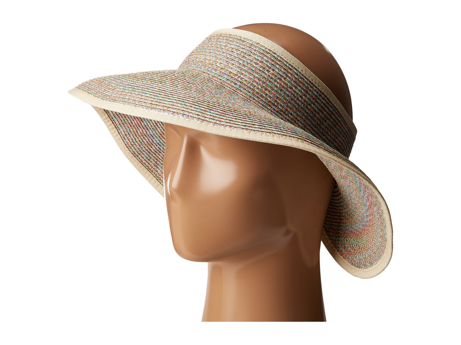 San Diego Hat Co. Women's UBV002OSXPS, Mixed Pastels, One Size