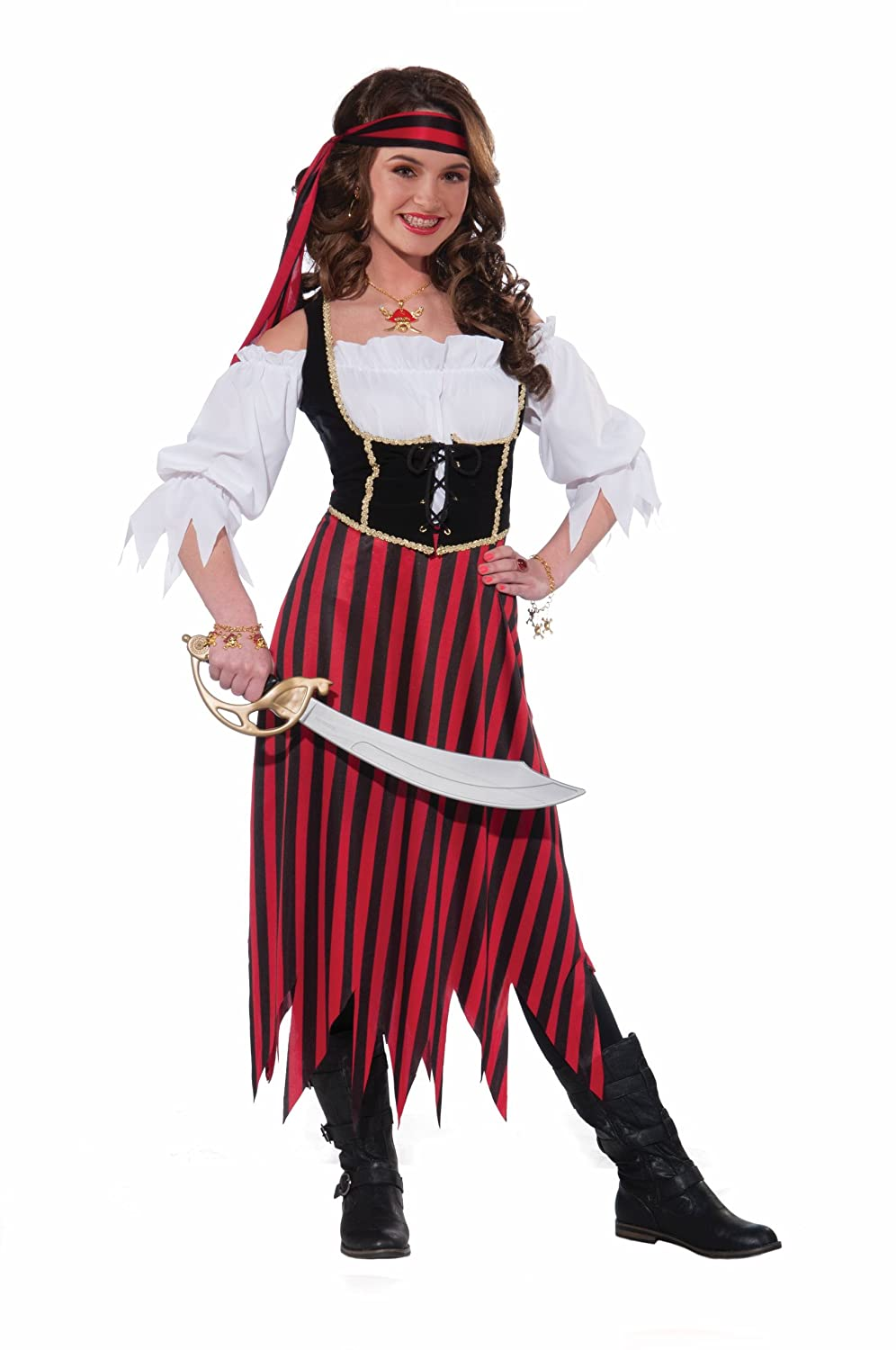 costumes Adult pirate halloween