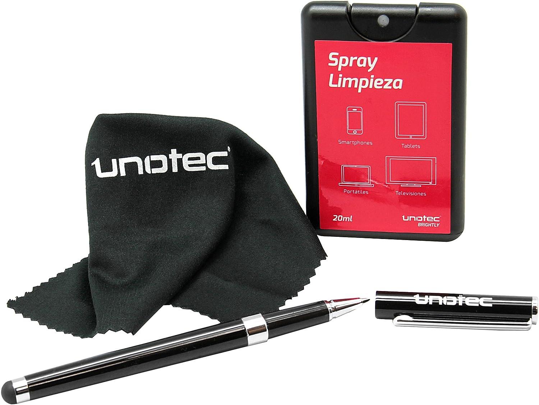 Unotec Kit De Limpieza Tablet - Tv - Pc