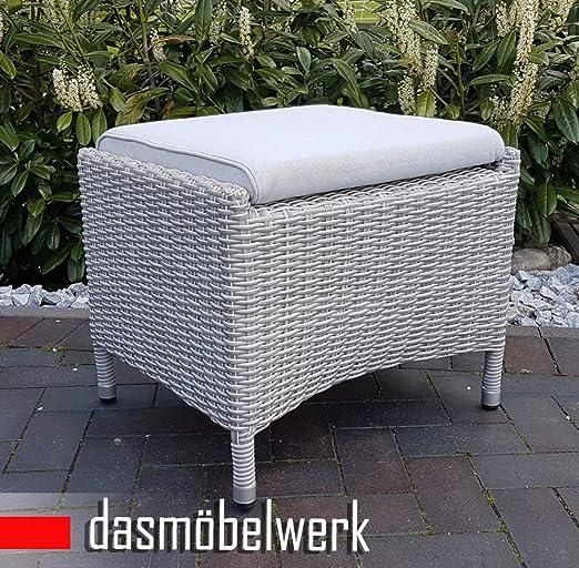 Dasmöbelwerk Lounge taburete Milano - Reposapiés muebles de ...