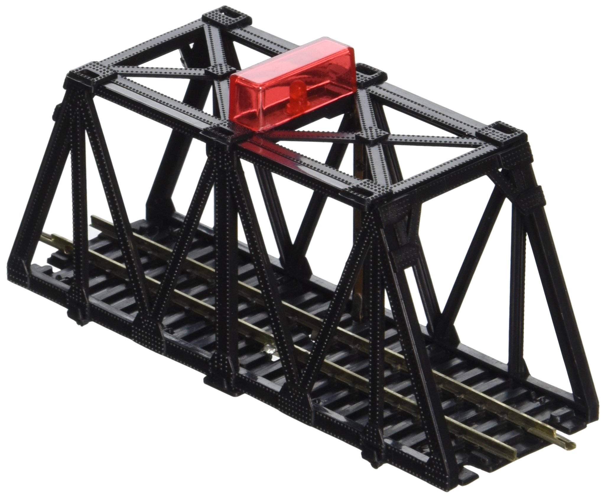 Bachmann Trains Blinking Bridge  N Scale (not compatible with E-Z Track)