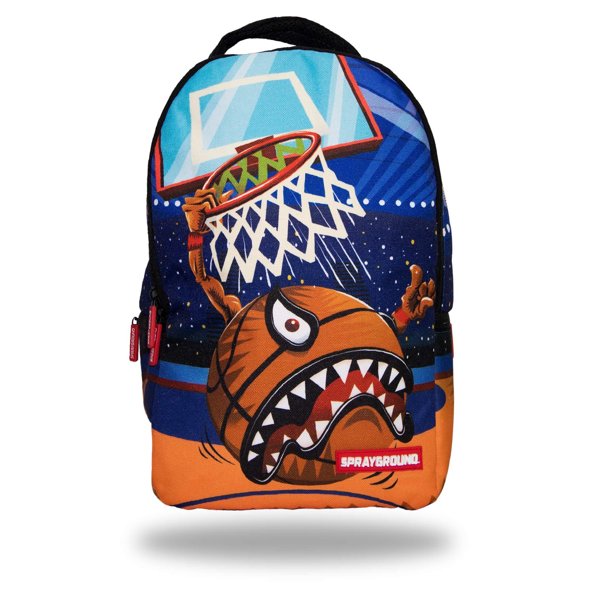 Sprayground shark sports backpack DELUXE (basketball) by Sprayground-