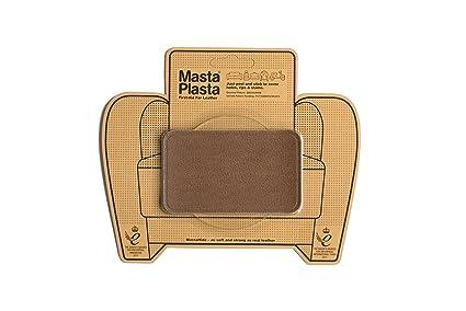 Tan MastaPlasta Self-Adhesive Leather Repair Patches. Choose ...