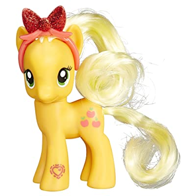 My Little Pony Friendship is Magic Applejack Figure: Toys & Games