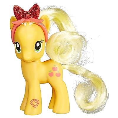 My Little Pony Friendship is Magic Applejack Figure: Toys & Games