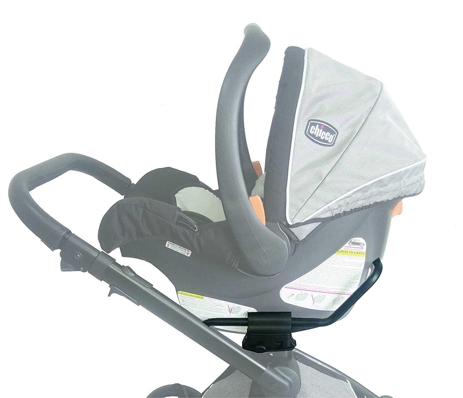 guzzie+Guss Connect Infant Carseat Adapter