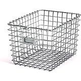 Spectrum Diversified Wire Storage Basket, Small, Chrome