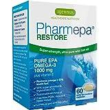 Pharmepa RESTORE - 1000 mg pure EPA Omega-3 from Wild Fish Oil, 1-month supply – 60 Capsules
